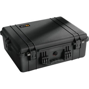 Pelican 1600 Case Black With Foam