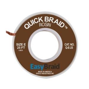 Easy Braid, Quick Braid 0.125 X 25
