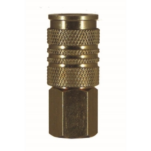 Coupler To Female Thread 1/4 Bsp Female