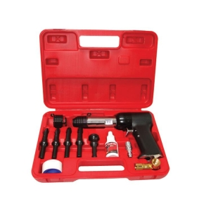 Rivet Gun Kit 4x with Fitted Case 13 Pc