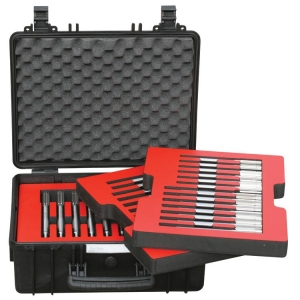 Reamer Kit 33Pc 0.5 - 1 Inch