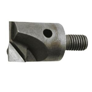 Rivet Shaver Bit Carbide Tipped 1/4 inch