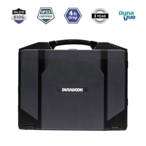 Durabook S14I Rugged Laptop IP53 16GB Mil-Spec 810G 4ft Drop 14 inch - Click for more info
