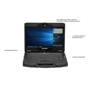 Durabook S14I Rugged Laptop IP53 16GB Mil-Spec 810G 4ft Drop 14 inch
