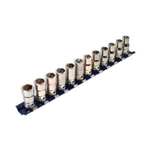 Savi Socket 12Pc Set 1/4Dr