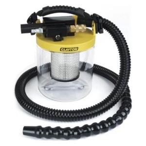 Clayton Scorpion Handheld Hepa Vacuum Military Combo Kit