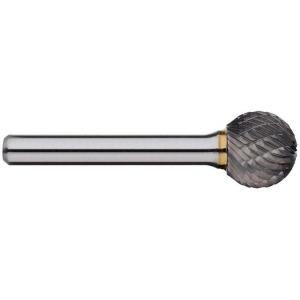 1/2in Ball Carbide Burr