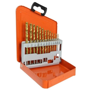 13pc Imperial Alpha Gold Series Drill Set 1/16-1/4in