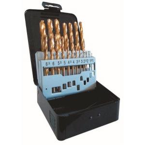 19 Piece Drill Set Metric