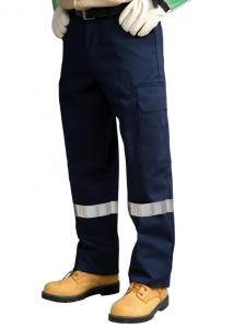 Hi-Vis Arc/Fr Work Pant Cargo Pockets