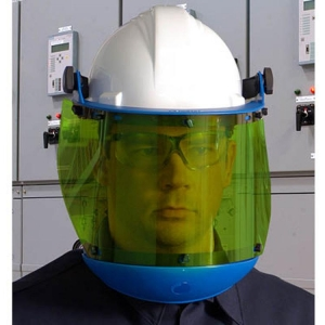 Arc Flash Face Shield