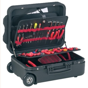 GT Line Megawheels Tool Case With Elastics