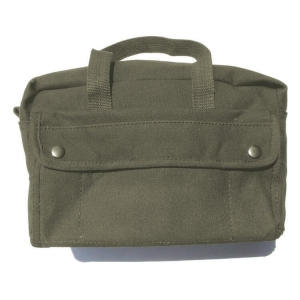 Mechanics Tool Bag - Military Canvas Sty
