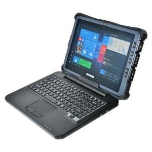 Durabook Bundle U11I with detacheable Keyboard IP65 Mil-Spec 810H