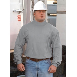Arc/Fr Long Sleeve Turtle Neck Grey