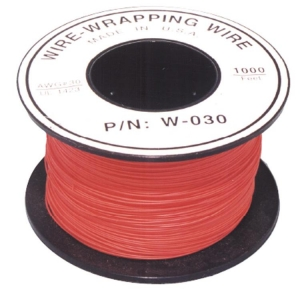 Wire Wrap Wire 30Awg Gray