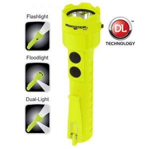 Nightstick Intrinsically Safe Torch Iecex XPP-5422G - Click for more info