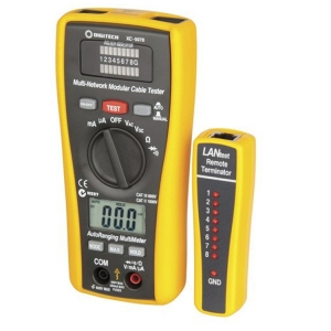 XC-5078 Digitech Multimeter with LAN