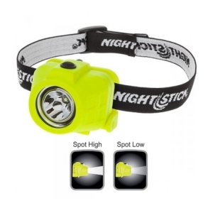 Nightstick Dual Function Headlamp IECEX/ATEX - Click for more info
