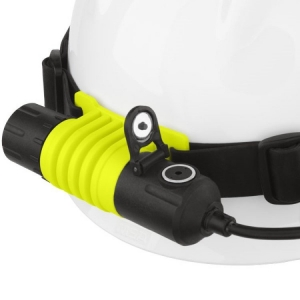 Nightstick Rechargeable Headlamp DICATA USB Intrinsically Low-Profile Dual-Light